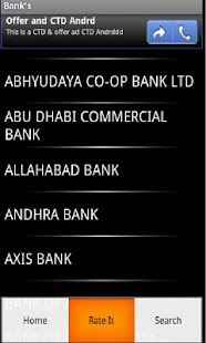 All India Bank Info