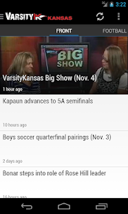 Varsity Kansas - screenshot thumbnail