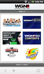 WGNtv News - Chicago - screenshot thumbnail