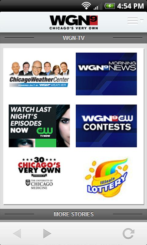WGNtv News - Chicago - screenshot