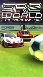 SoccerRally World Championship Screenshot 1