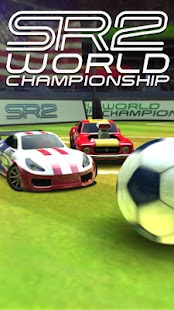 SoccerRally World Championship Screenshot 1