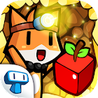 Tappy Dig - The Great Mining Adventure Game icon