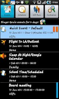 Screenshot of Ringer Genie Lite