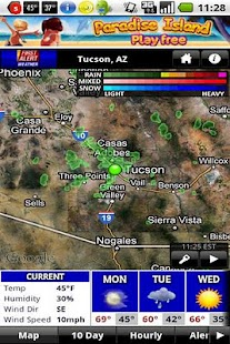 TucsonNewsNow Weather Now - screenshot thumbnail