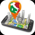 Map 3D e navigazione Italia