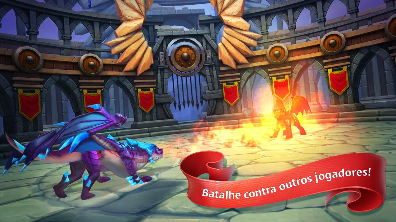 Dragons World - screenshot