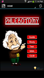 Phlebotomy- screenshot thumbnail