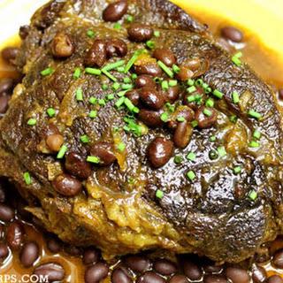 Slow Cooker Caribbean Pot Roast