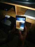 Screenshot of Flashlight-Saber