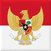 Indonesia Flag Live Wallpaper