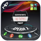 Xperia z Next theme