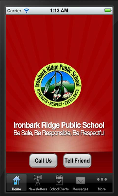 Ironbark Ridge Public School - screenshot