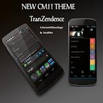 TRANZENDENCE CM11 THEME v2.8