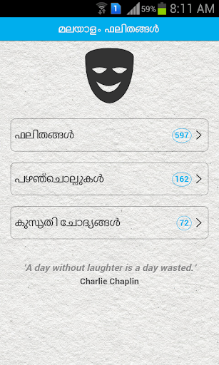 Malayalam Jokes Proverbs