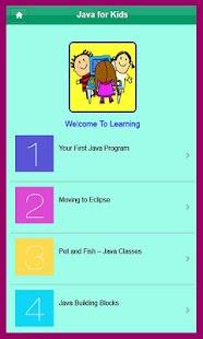 Java Programs Tutorial