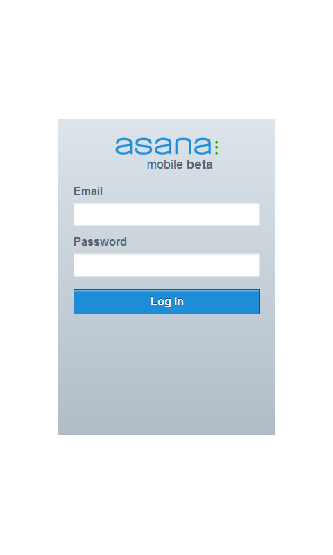 Unofficial Asana Mobile Client- screenshot