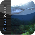 GREAT WHITE WALLPAPER icon