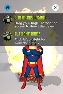 FIGZ Justice League: AR - screenshot
