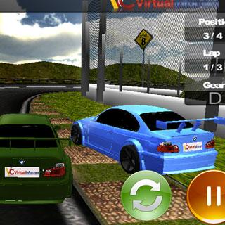car drift racing game free- screenshot