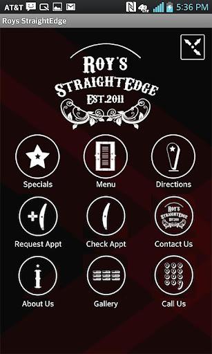 Roys Straight edge