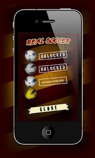 Real Soccer Flick - screenshot thumbnail