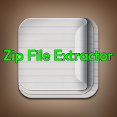 Zip File Extractor Tip