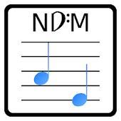 NotesDeMusique (Learning to read musical notation) Icon