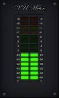 Screenshot of LED VU Meter