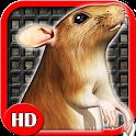 マウスの下水道は逃げる 3D HD icon