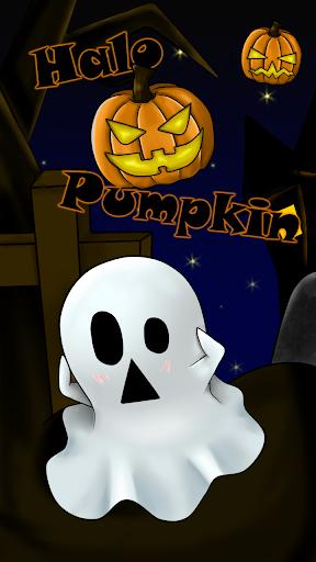 Halo Pumpkin Free