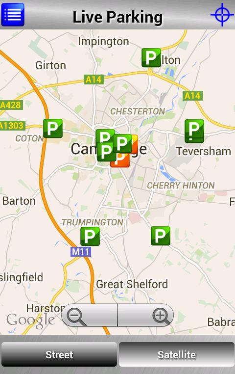 Live Cambridge- screenshot