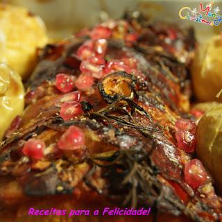 Roast Pork Loin with Apples