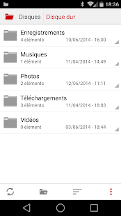 Freebox Compagnon - Ma Freebox- screenshot thumbnail