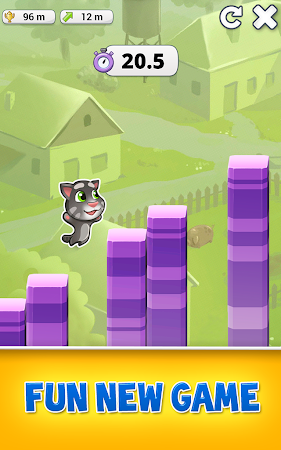 Talking Tom Cat 2 4.9 screenshot 29968