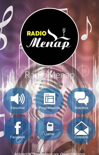 RadioMenap
