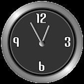 Classic Metal Clock