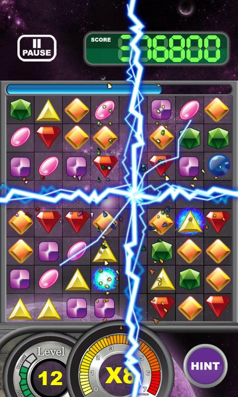 Jewel Craft HD (Tab Only)- screenshot