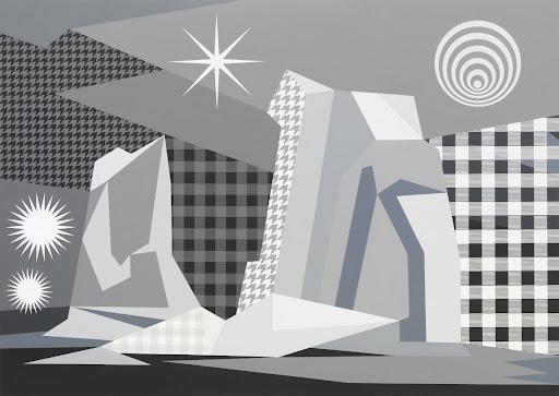 permanent press landscape douglas coupland google arts culture. Black Bedroom Furniture Sets. Home Design Ideas