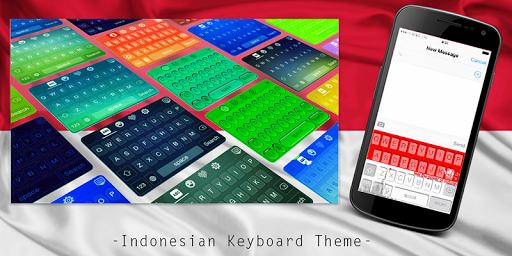 Indonesian Keyboard Theme