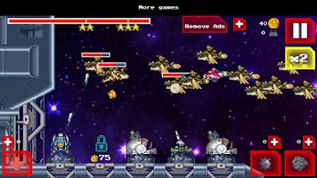 Screenshot of Alien Assault Tower Defense TD