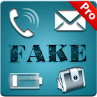 Fake Call,Balance,Battery- Pro icon