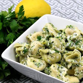 Lemon Ricotta Tortellini