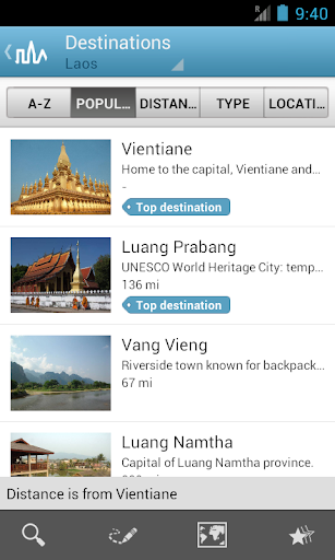 Laos Travel Guide by Triposo