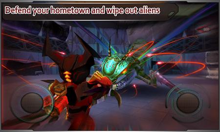 Star Warfare:Alien Invasion Screenshot 15
