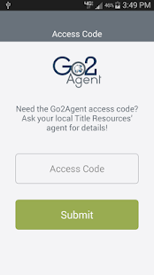 Go2Agent- screenshot thumbnail