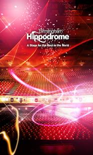Birmingham Hippodrome - screenshot thumbnail