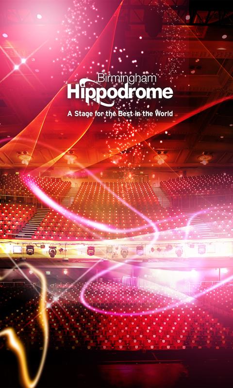 Birmingham Hippodrome - screenshot