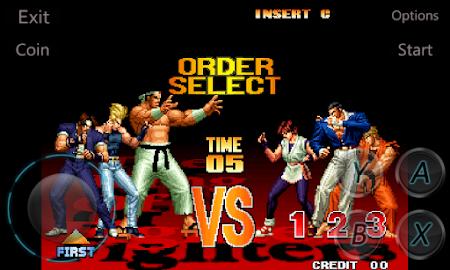 Arcade3-K.O.F 97 1.0.3 screenshot 205903