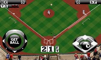 Screenshot of Homerun Baseball
